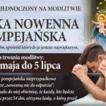 Pompejská novéna 13.05.2020 - 5.07.2020 za obrácení hříšníků včetně mě samého